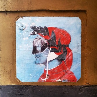 Street-art-in-Florence-of-Dante-by-Blub-artist