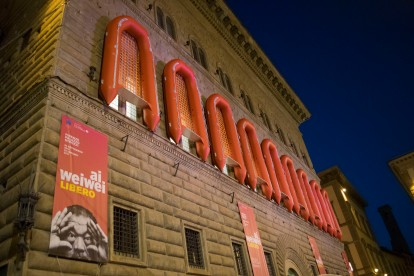Palazzo Strozzi.