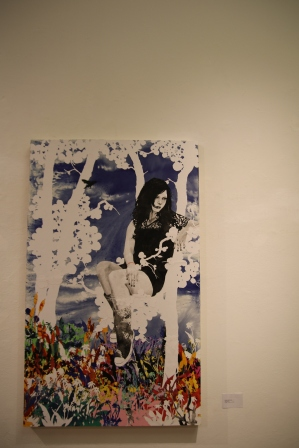 Art at Gallery Crawl.